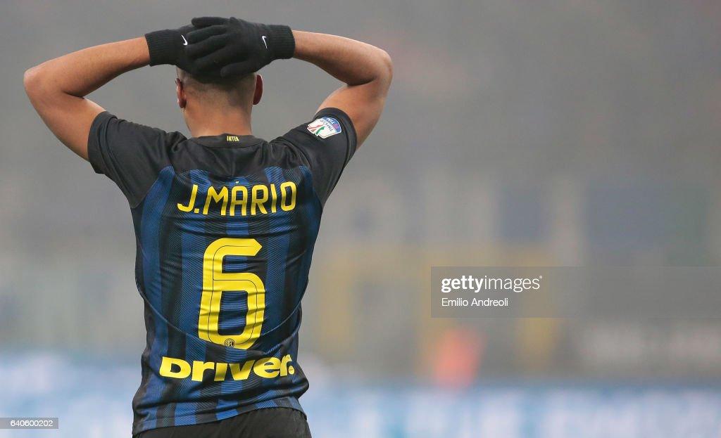 FC Internazionale v SS Lazio - TIM Cup