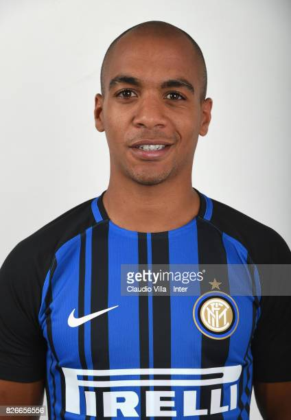 Joao Mario of FC Internazionale poses on July 7 2017 in Reischach near Bruneck Italy
