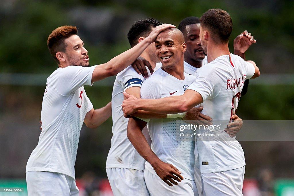 Portugal v Tunisia - International Friendly : Photo d'actualité