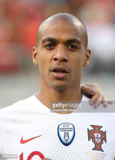 Joao MARIO pictured during a friendly game between Belgium and Portugal as part of preparations for the 2018 FIFA World Cup in Russia on June 2 2018...