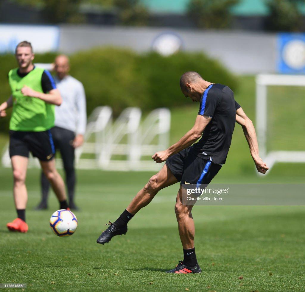 ITA: FC Internazionale Training Session