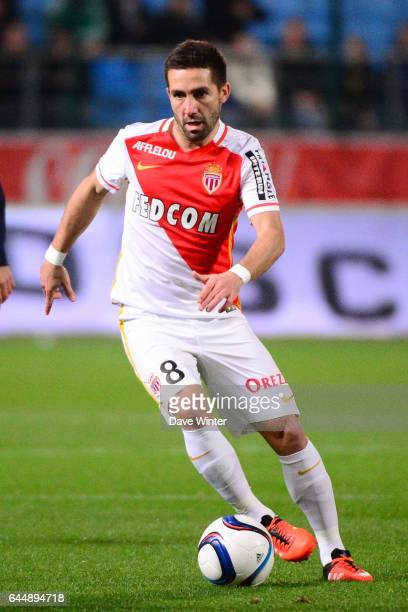 Joao MOUTINHO Troyes / Monaco 19eme journee de Ligue 1 Photo Dave Winter / Icon Sport
