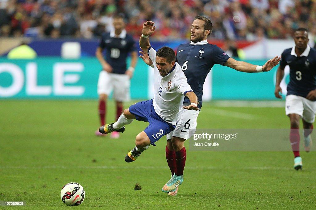 France v Portugal - International Friendly : News Photo