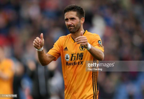 Joao Moutinho of Wolverhampton Wanderers during the Premier League match between Crystal Palace and Wolverhampton Wanderers at Selhurst Park on...