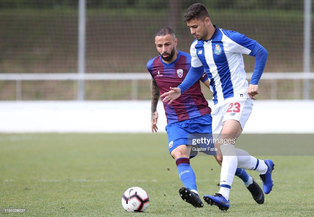 PRT: CD Cova Da Piedade v FC Porto B - Ledman Liga Pro