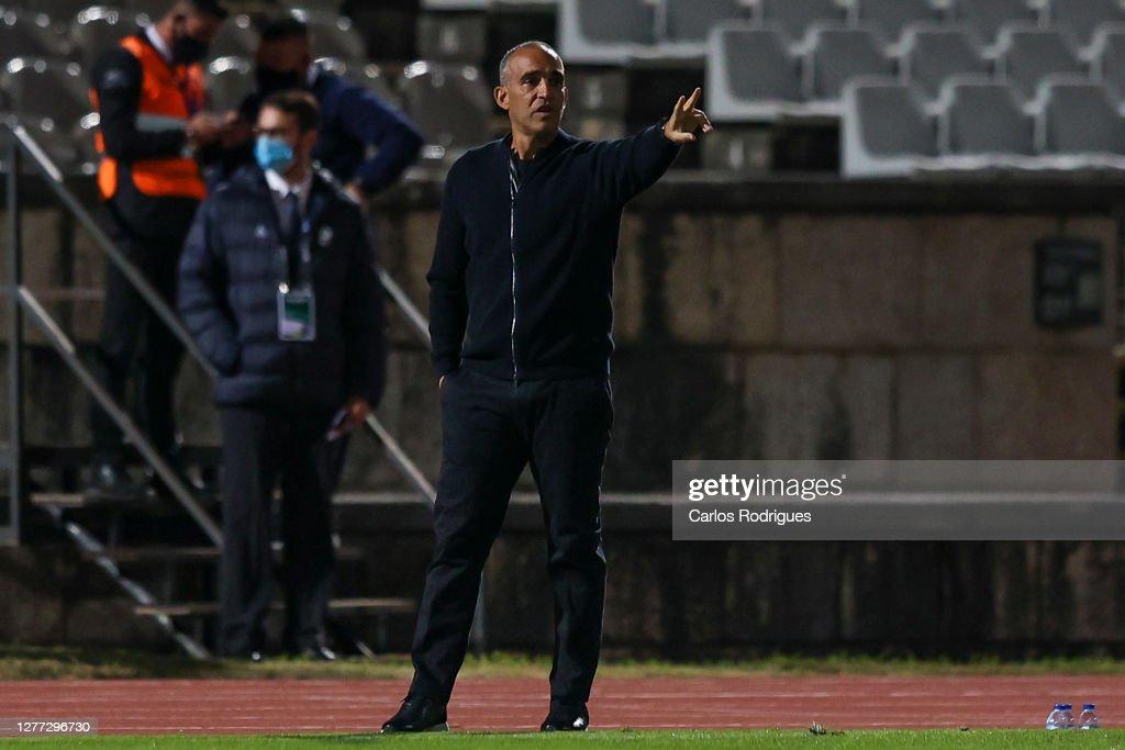 Belenenses SAD v FC Famalicao - Liga NOS : ニュース写真