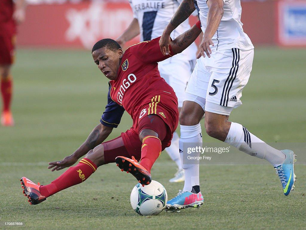 Los Angeles Galaxy v Real Salt Lake : News Photo