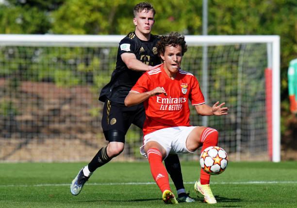 PRT: SL Benfica v Bayern München - UEFA Youth League