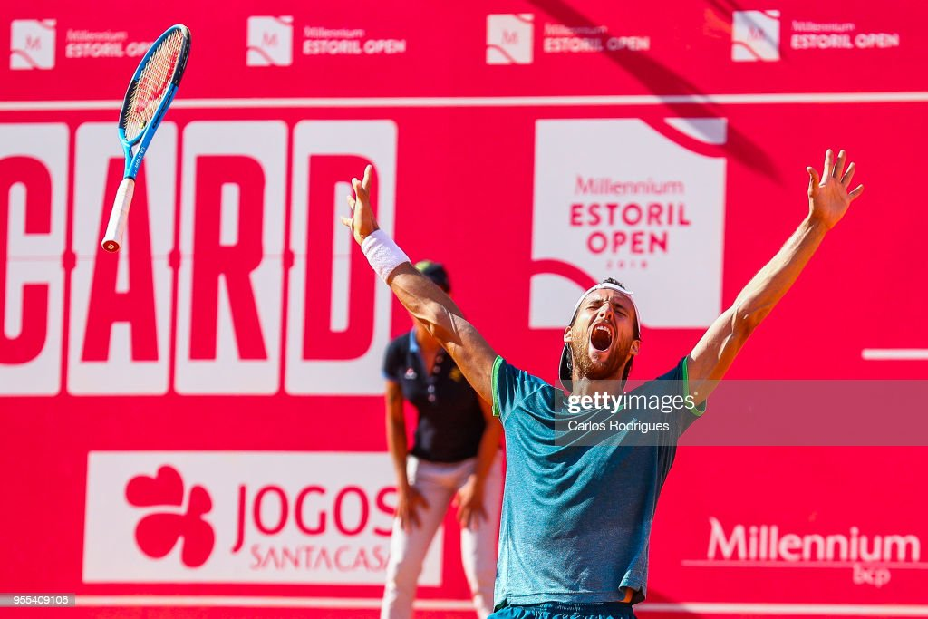 ATP World Tour's Millennium Estoril Open 2018