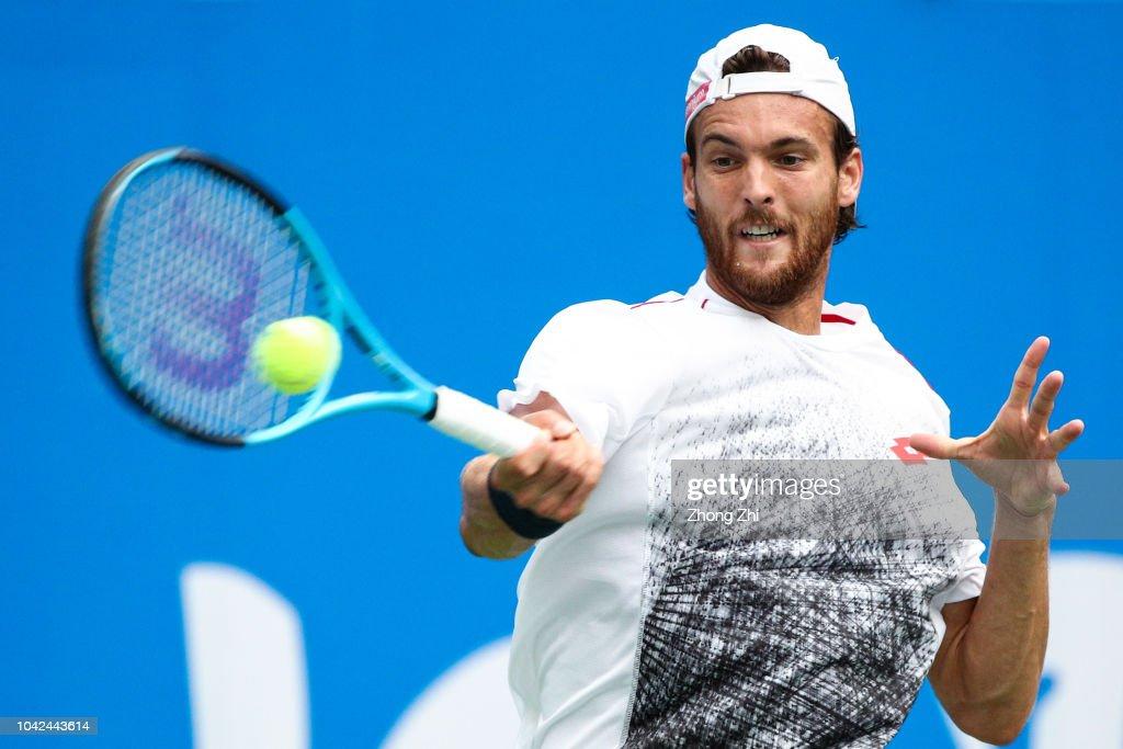 ATP World Tour Chengdu Open - Quarter Finals : ニュース写真