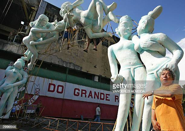 Brazil Carnival Nude Stock Photos And Pictures  Getty Images-1882