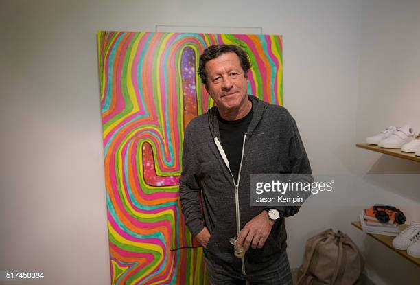 Joaquim de Almeida attends the Marrakech Meets California event at the Curator LA on March 24 2016 in West Hollywood California