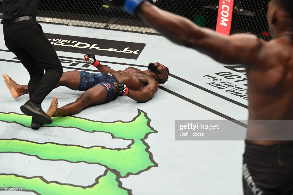 UFC Fight Night: Kasanganay v Buckley : News Photo
