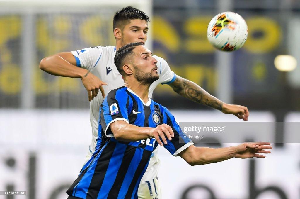 """Lega Calcio Serie A TIM""""FC Internazionale v SS Lazio"""" : News Photo"""