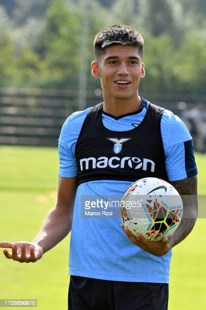Joaquin Correa of SS Lazio during the SS Lazio training session on August 5 2019 in Paderborn Germany