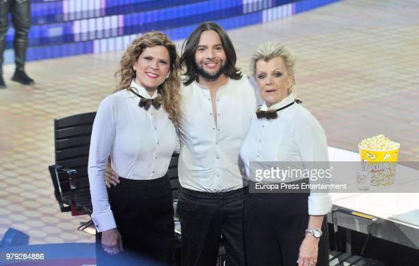 Joaquin Cortes during 'Bailando con las estrellas' TVE programme on June 19 2018 in Barcelona Spain