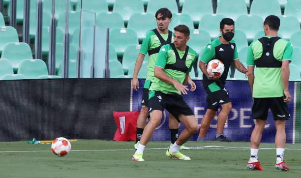 ESP: Real Betis v Celtic FC: Group G - UEFA Europa League