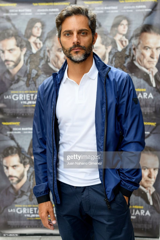 Joaquin Furriel Attends Las Grietas De Jara Photocall At Renoir News Photo Getty Images