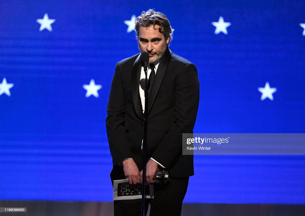 25th Annual Critics' Choice Awards - Show : News Photo