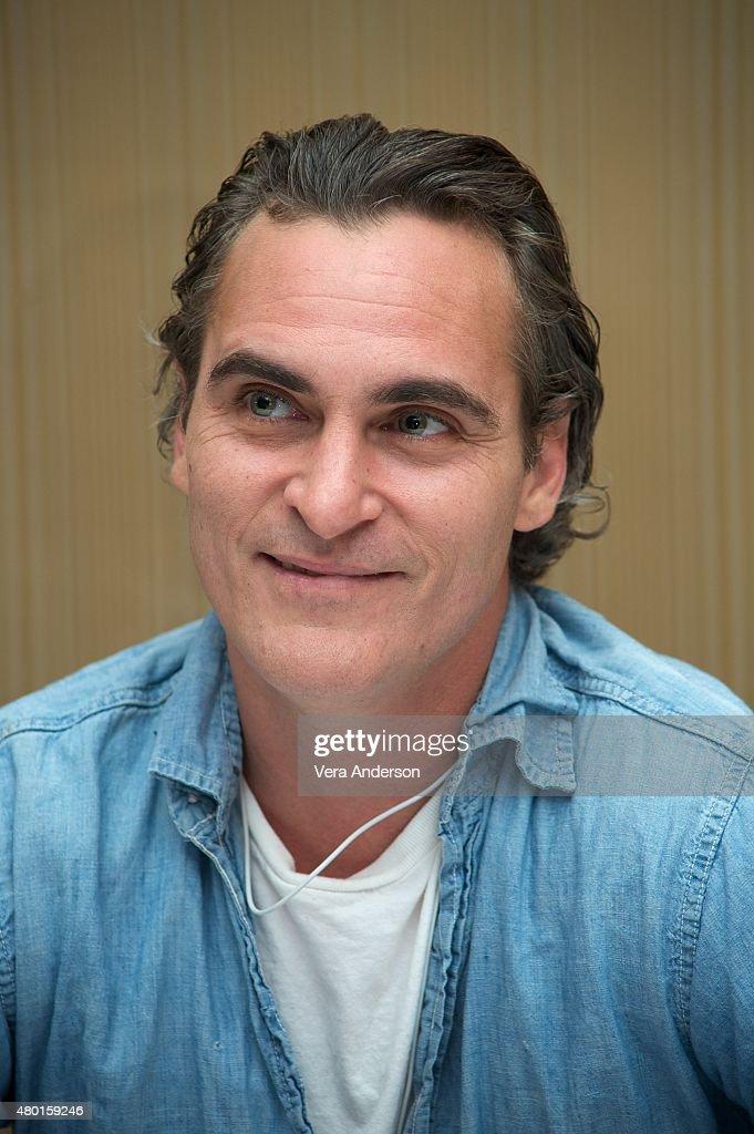 """Irrational Man"" Press Conference : News Photo"