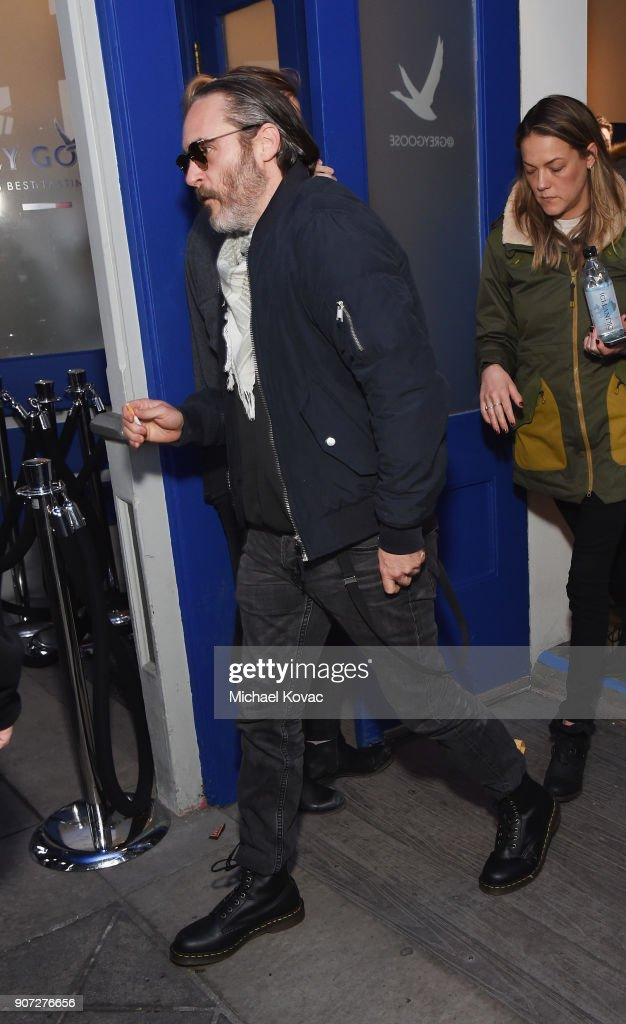 Grey Goose Blue Door Hosts The Casts Of Game-Changing Films During The Sundance Film Festival