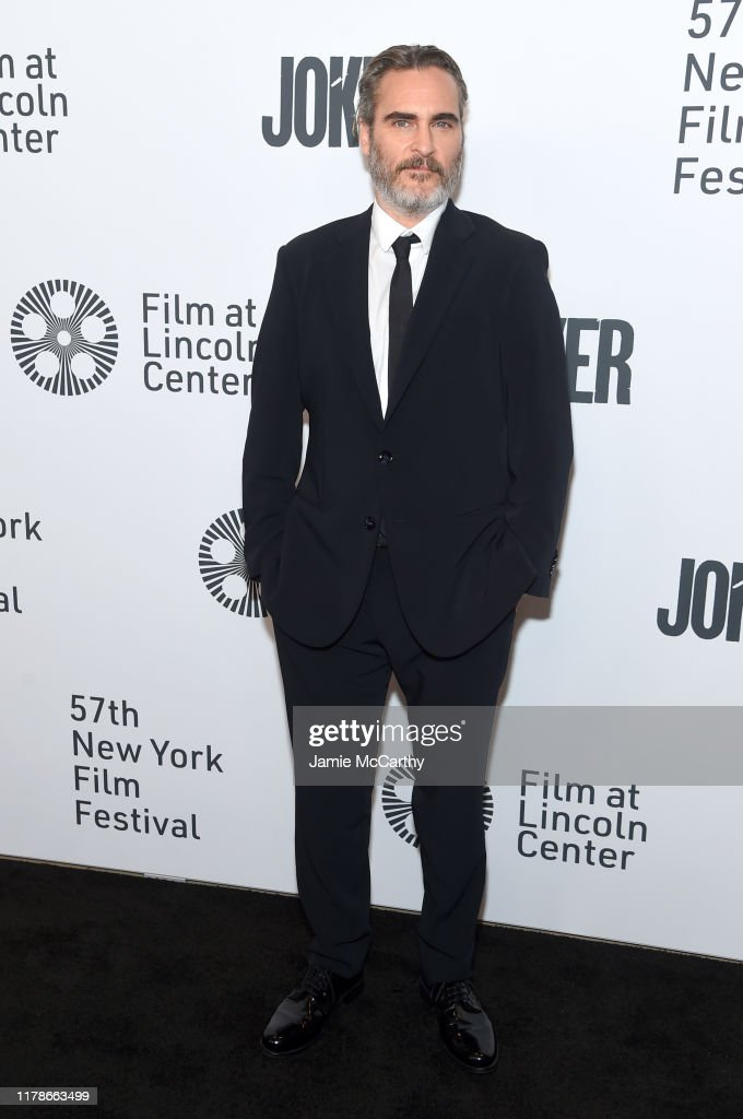 "57th New York Film Festival - ""Joker"" - Arrivals : News Photo"