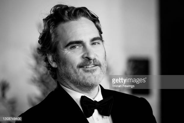 Joaquin Phoenix attends the EE British Academy Film Awards 2020 After Party at The Grosvenor House Hotel on February 02, 2020 in London, England.