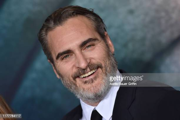 Joaquin Phoenix attends the Premiere of Warner Bros Pictures Joker on September 28 2019 in Hollywood California
