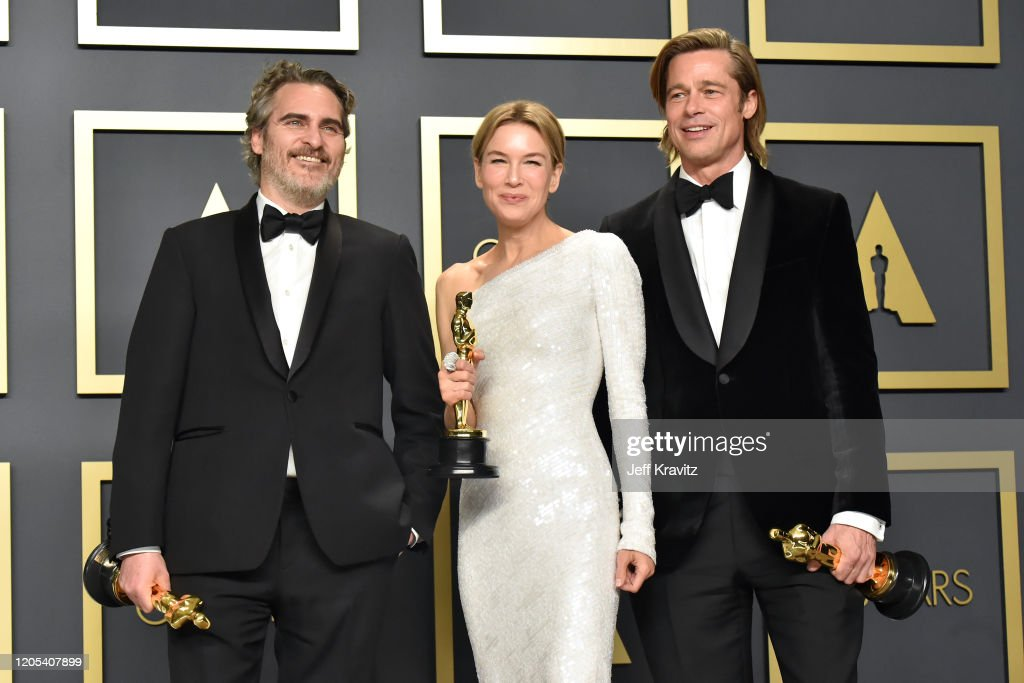 92nd Annual Academy Awards - Press Room : ニュース写真
