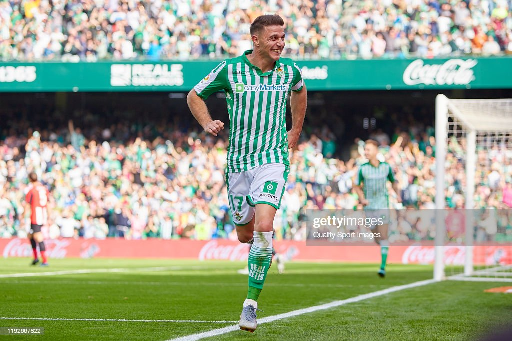 Real Betis Balompie v Athletic Club  - La Liga : News Photo