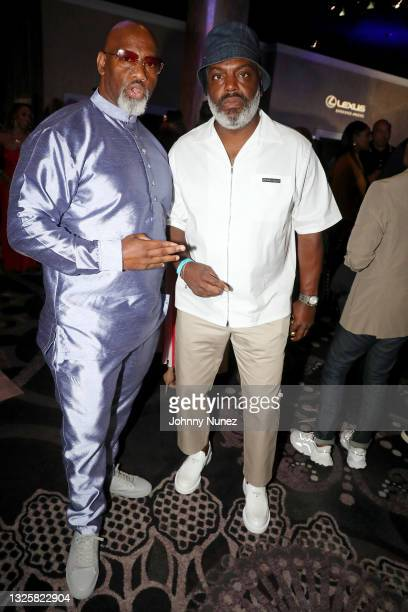 Joaquin Waah Dean <<enter caption here>> attends the 5th Annual Innovators & Leaders Awards Brunch hosted by Culture Creators at The Beverly Hilton...