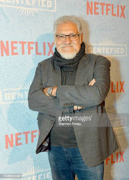 Joaquín Cosío attends as Netflix Celebrates The Premiere Of GENTEFIED In Washington DC on February 26 2020 in Washington DC