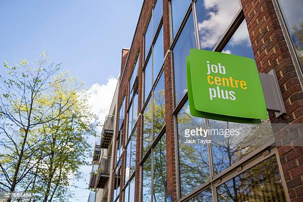 Job Centre in Southwark on May 3 2016 in London England The Resolution Foundation chaired by former Conservative Minister David Willets has said the...