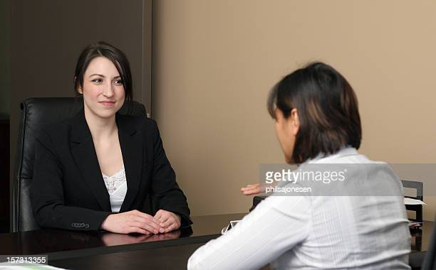 job interview meeting - uncomfortable stock pictures, royalty-free photos & images
