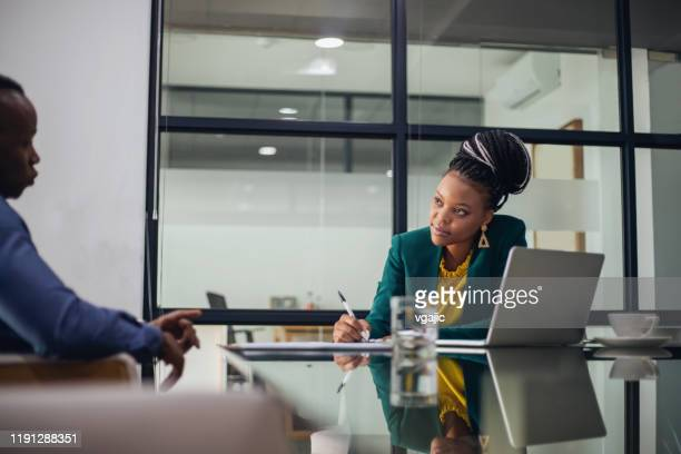 job interview - human resources stock pictures, royalty-free photos & images