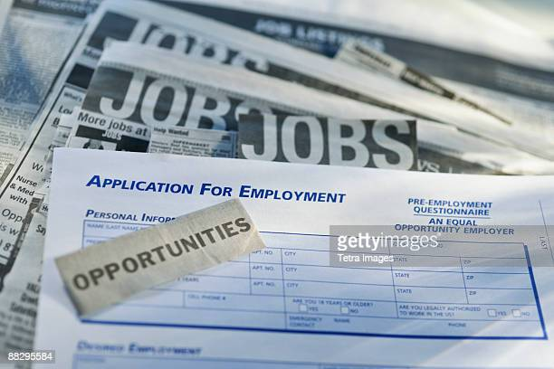job listings and application - help wanted sign stock photos and pictures