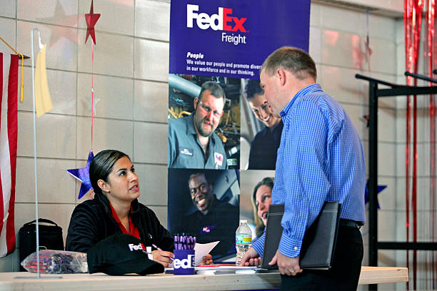 a job seeker right speaks with janet nava a fedex corp recruitment