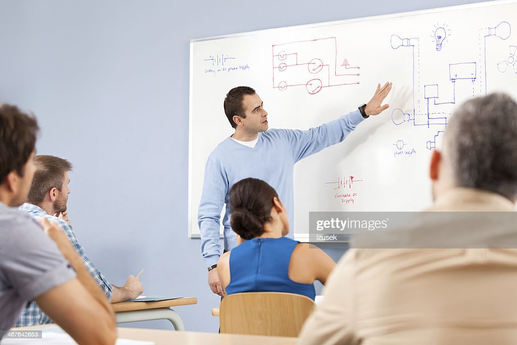 Job training : Stock Photo