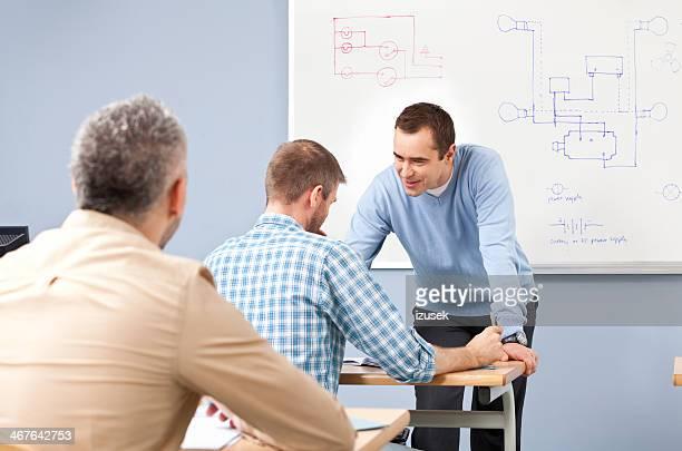 job training - izusek stock pictures, royalty-free photos & images