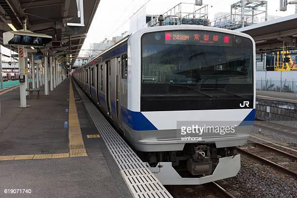 日本の就磐線列車 - 茨城県 ストックフォトと画像