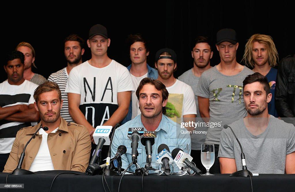 Essendon Anti-Doping Verdict : News Photo