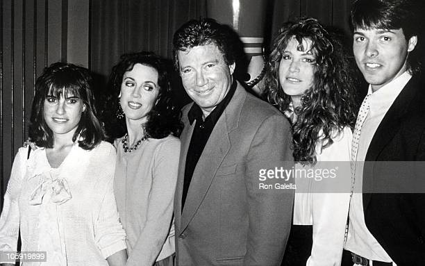 Jobeth Shatner Marcy Lafferty William Shatner Melanie Shatner and boyfriend