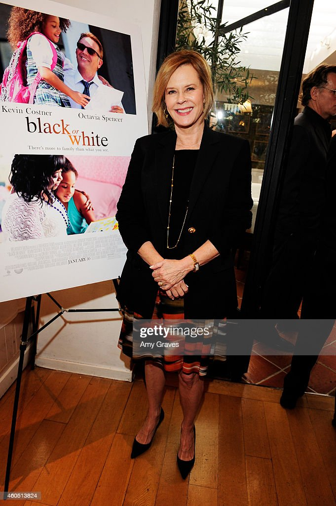 JoBeth Williams attends a special luncheon for Kevin Costner and Mike Binder hosted by Colleen Camp for the film BLACK OR WHITE at Fig & Olive Melrose Place on December 15, 2014 in West Hollywood, California.