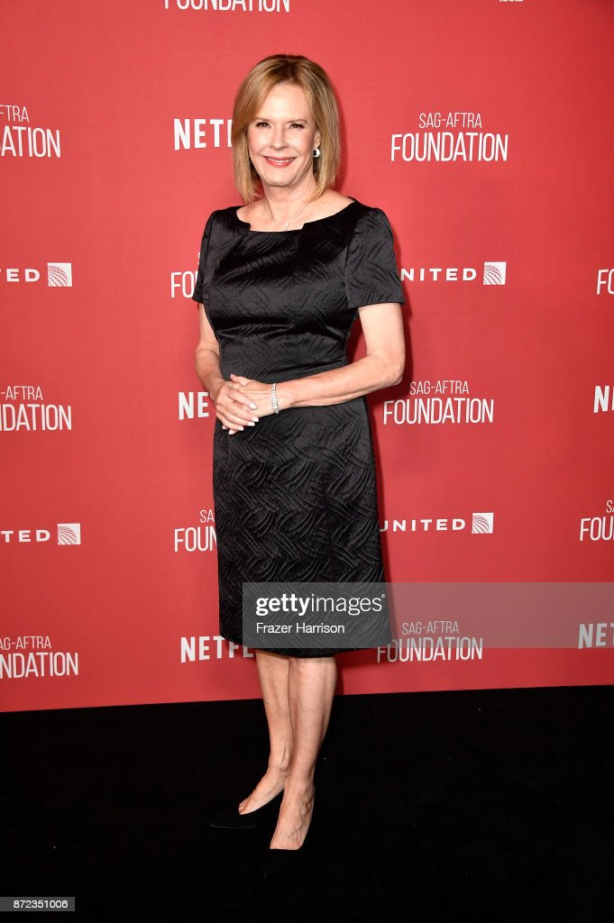 JoBeth Williams attends SAG-AFTRA Foundation Patron of the Artists Awards 2017 on November 9, 2017 in Beverly Hills, California.
