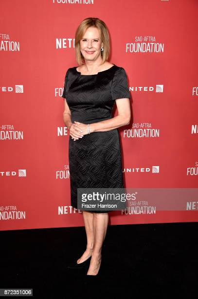 JoBeth Williams attends SAGAFTRA Foundation Patron of the Artists Awards 2017 on November 9 2017 in Beverly Hills California