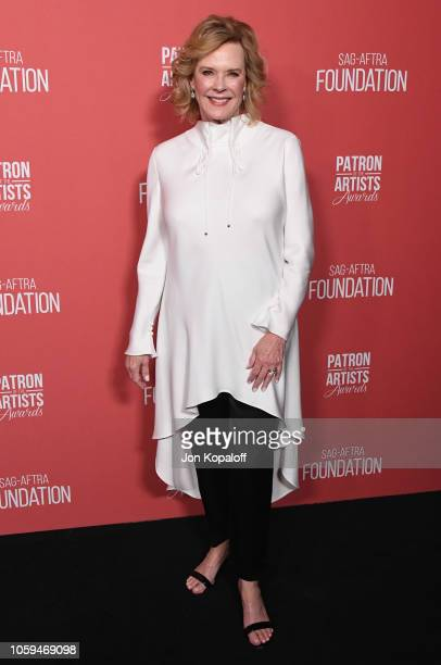 JoBeth Williams attends SAGAFTRA Foundation's 3rd Annual Patron Of The Artists Awards at Wallis Annenberg Center for the Performing Arts on November...