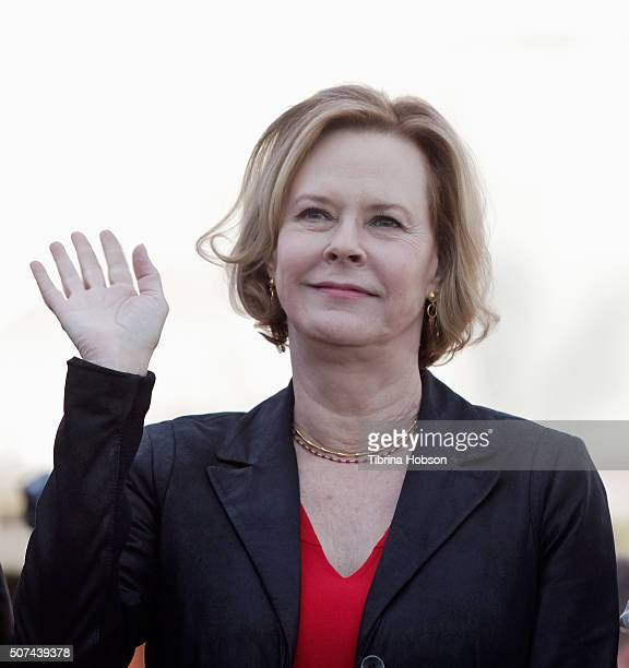 JoBeth Williams attends The 22nd Annual Screen Actors Guild Awards Red Carpet RollOut and Look BehindTheScenes at The Shrine Expo Hall on January 29...