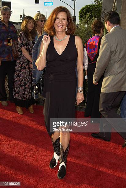 JoBeth Williams during 'Open Range' Premiere at El Capitan in Hollywood California United States
