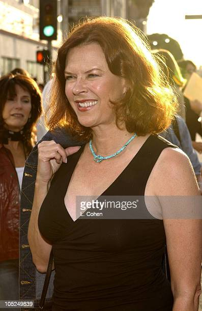 JoBeth Williams during 'Open Range' Premiere Red Carpet at Arclight Cinerama Dome in Los Angeles California United States