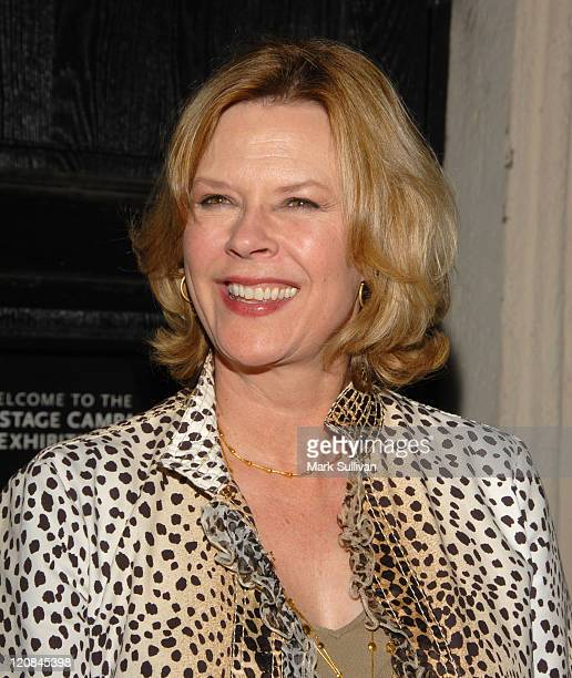 JoBeth Williams during Pasadena Playhouse Opening of 'Fences' at Pasadena Playhouse in Pasadena CA United States